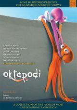 Affiche Oktapodi