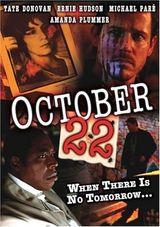 Affiche October 22