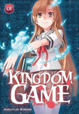 Couverture Kingdom Game, tome 1
