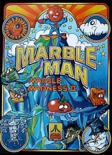 Jaquette Marble Madness II : Marble Man
