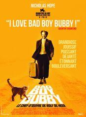 Affiche Bad Boy Bubby