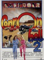 Affiche Cannonball 2
