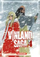 Couverture Vinland Saga, tome 4