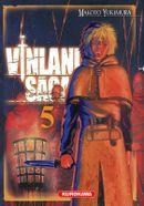 Couverture Vinland Saga, tome 5