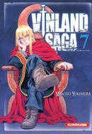 Couverture Vinland Saga, tome 7