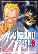 Couverture Vinland Saga, tome 8