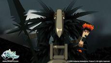 screenshots Le corbeau noir