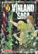 Couverture Vinland Saga, tome 9