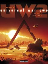 Couverture L'Exode - Universal War Two, tome 3