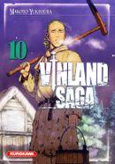 Couverture Vinland Saga, tome 10