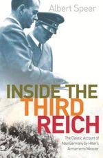 Couverture Inside The Third Reich