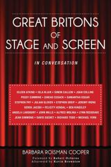 Couverture Great Britons of Stage and Screen
