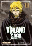 Couverture Vinland Saga, tome 11