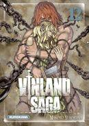 Couverture Vinland Saga, tome 12