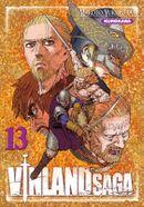 Couverture Vinland Saga, tome 13