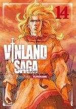 Couverture Vinland Saga, tome 14