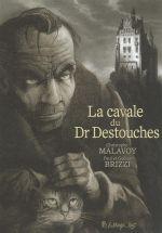 Couverture La cavale du Dr Destouches