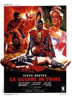 Affiche La Guerre de Troie