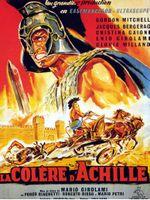 Affiche La colère d'Achille