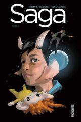 Couverture Saga, tome 5