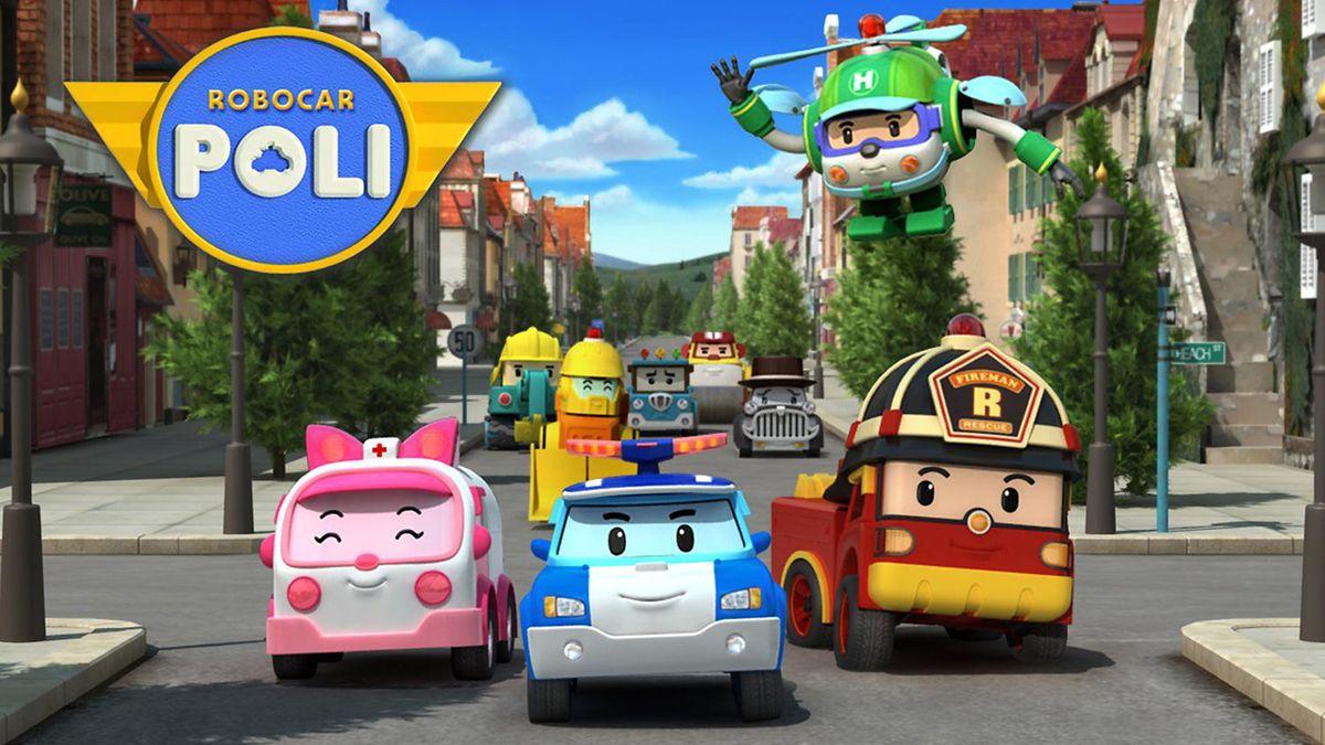 Affiches posters et images de robocar poli 2011 - Jeux robocar poli ...
