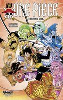 Couverture Poursuis ta route ! - One Piece, tome 76