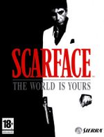 Jaquette Scarface : The World is Yours