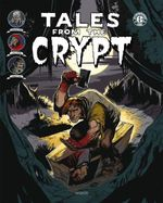 Couverture Tales from the Crypt (Akileos), tome 3