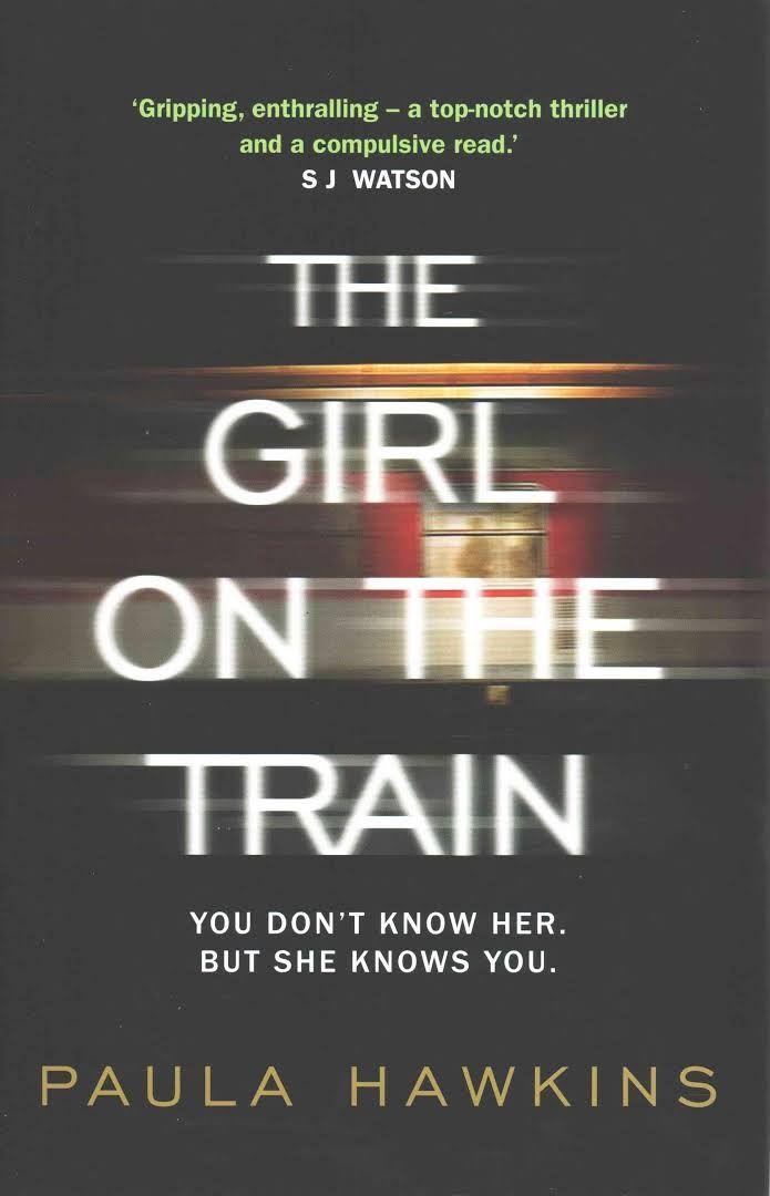 Affiches, posters et images de La Fille du train (2015
