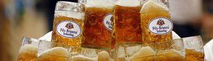 Cover Bière, chopes et mousse