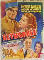 Affiche Bethsabée