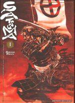 Couverture Satsuma, l'honneur de ses samouraïs