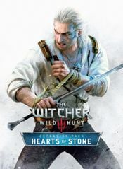 Jaquette The Witcher 3: Wild Hunt - Hearts of Stone
