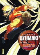 Couverture The Art of Naruto: Uzumaki