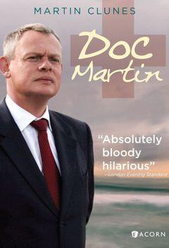 Affiche Doc Martin (UK)