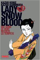 Couverture Lady Snowblood, tome 2