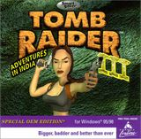 Jaquette Tomb Raider III : Adventures in India