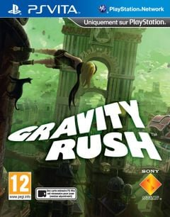 Jaquette Gravity Rush