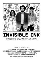 Affiche Invisible Ink