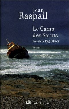Couverture Le Camp des saints
