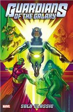 Couverture Guardians of the Galaxy Solo Classic Omnibus