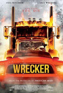 Affiche Wrecker