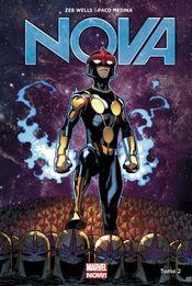 Couverture Rookie - Nova (2013), tome 2