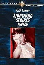 Affiche Lightning strikes twice