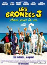 Affiche Les Bronzés 3 : Amis pour la vie