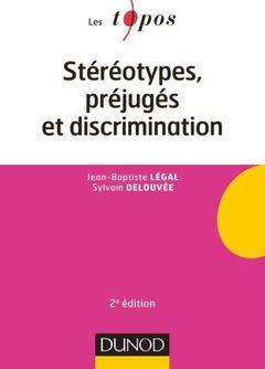 Couverture Stéréotypes, préjugés et discrimination