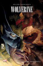Couverture Wolverine/Dents de Sabre : Renaissance