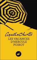 Couverture Les Vacances d'Hercule Poirot