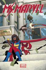 Couverture Génération Y - Ms. Marvel, tome 2