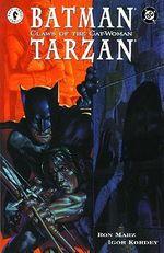 Couverture Batman/Tarzan: Claws of the Cat-Woman